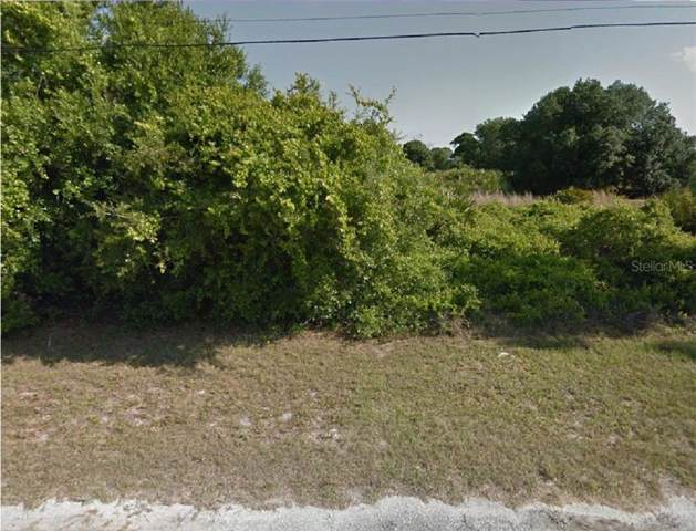 N Biscayne Drive, North Port, FL 34287 (MLS #R4902119) :: McConnell and Associates