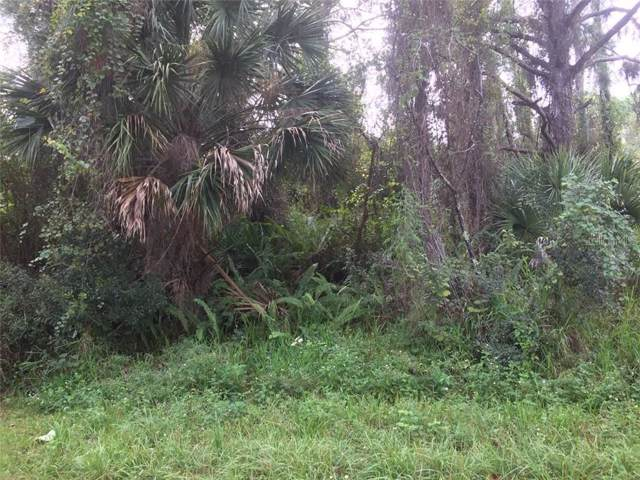 Bellefonte Avenue, North Port, FL 34286 (MLS #R4902419) :: Remax Alliance
