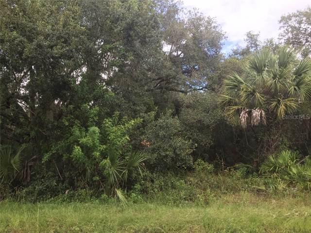 Goshen Road, North Port, FL 34288 (MLS #R4902420) :: Team Bohannon Keller Williams, Tampa Properties
