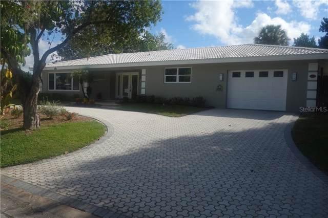 2607 Tanglewood Drive, Sarasota, FL 34239 (MLS #R4902462) :: 54 Realty