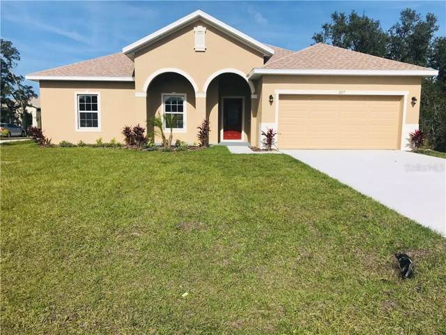 207 Elm Court, Poinciana, FL 34759 (MLS #R4902810) :: Keller Williams on the Water/Sarasota