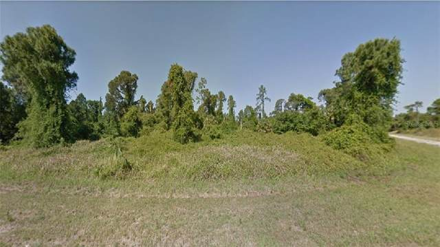 Custer Circle, North Port, FL 34288 (MLS #R4903435) :: Rabell Realty Group
