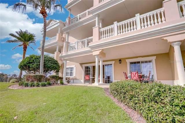 1360 Centre Court Ridge Drive #103, Reunion, FL 34747 (MLS #R4903654) :: Lockhart & Walseth Team, Realtors