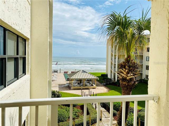 4175 S Atlantic Avenue #3210, New Smyrna Beach, FL 32169 (MLS #R4903854) :: Real Estate Chicks