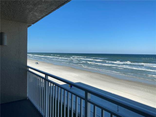 2401 S Atlantic Avenue D201, New Smyrna Beach, FL 32169 (MLS #R4904517) :: Cartwright Realty