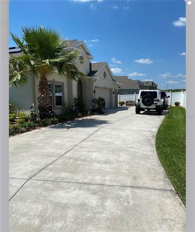 2540 Isabela Terrace, Kissimmee, FL 34743 (MLS #R4904567) :: Young Real Estate