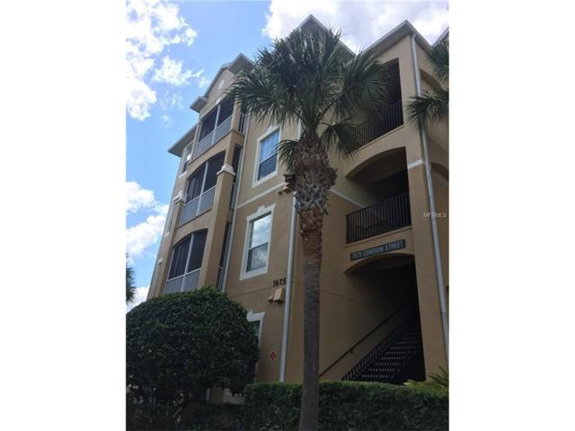 7675 Comrow Street #202, Kissimmee, FL 34747 (MLS #S4847620) :: RE/MAX Realtec Group