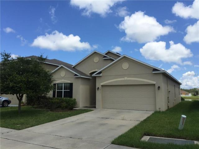 5471 Silver Thistle Lane, Saint Cloud, FL 34772 (MLS #S4849279) :: Godwin Realty Group