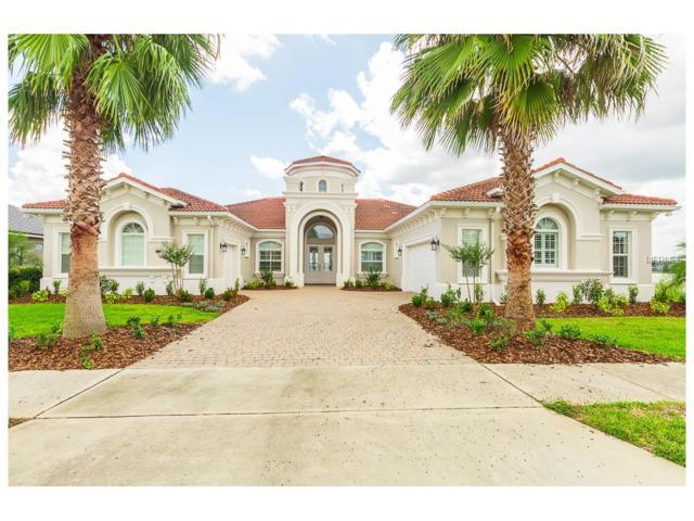 4121 Juliana Lake Drive, Auburndale, FL 33823 (MLS #S4850301) :: Gate Arty & the Group - Keller Williams Realty