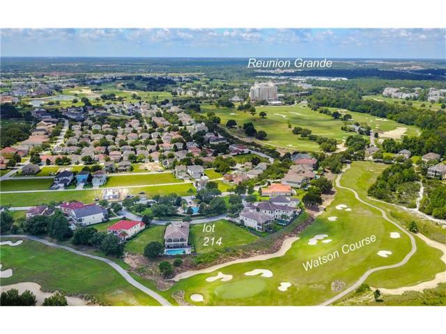 7473 Gathering Loop Lot 214, Reunion, FL 34747 (MLS #S4850420) :: RE/MAX Realtec Group