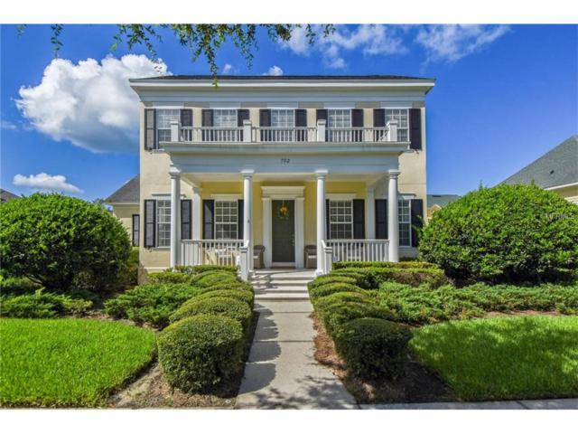 792 Oak Shadows Road, Celebration, FL 34747 (MLS #S4850507) :: Sosa   Philbeck Real Estate Group
