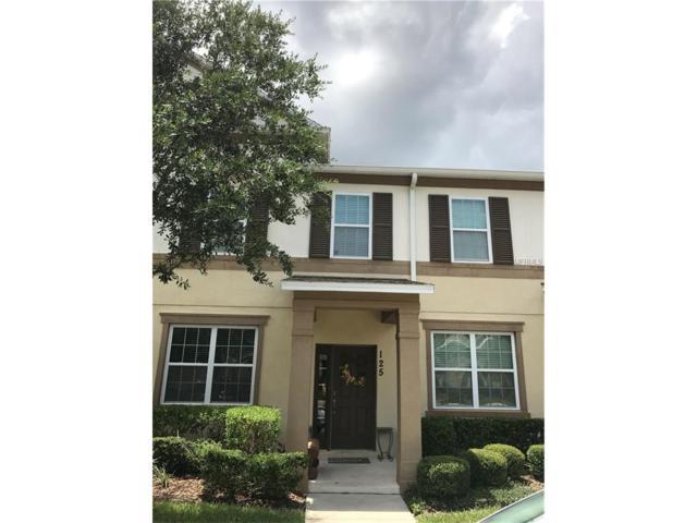 8265 Maritime Flag Street, Windermere, FL 34786 (MLS #S4850525) :: Premium Properties Real Estate Services