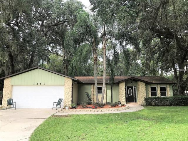 1351 Sweetwood Boulevard, Kissimmee, FL 34744 (MLS #S4850865) :: Cartwright Realty