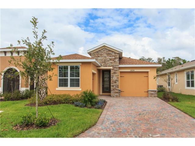 1024 Harbor Ridge Drive, Poinciana, FL 34759 (MLS #S4851772) :: Griffin Group