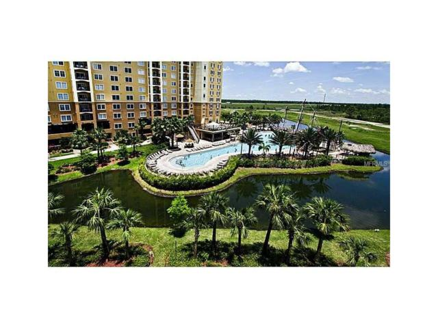 8101 Resort Village Drive #3506, Orlando, FL 32821 (MLS #S4854310) :: The Duncan Duo Team