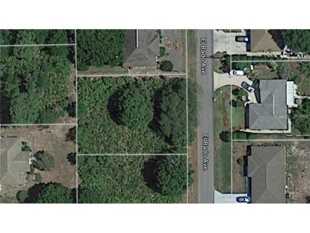 3921 El Rado Avenue, Sebring, FL 33872 (MLS #S4854551) :: The Duncan Duo Team