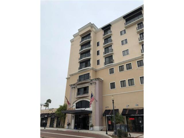 111 E Monument Avenue #705, Kissimmee, FL 34741 (MLS #S4854602) :: The Duncan Duo Team