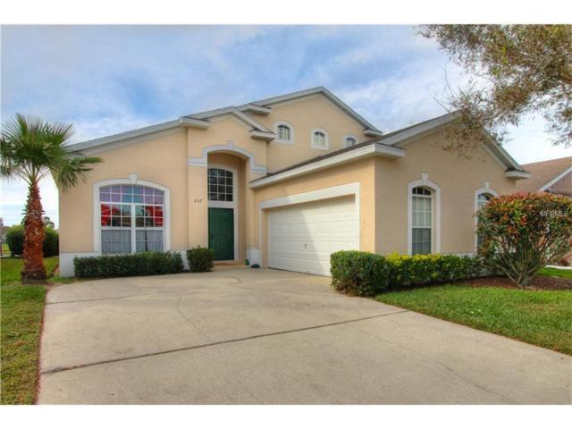 637 Ballyshannon Dr, Davenport, FL 33897 (MLS #S4854764) :: Gate Arty & the Group - Keller Williams Realty