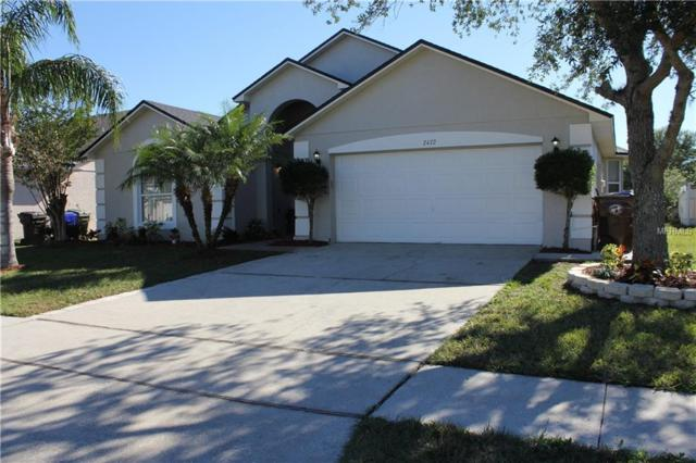 2472 Winfield Drive, Kissimmee, FL 34743 (MLS #S4854895) :: Premium Properties Real Estate Services