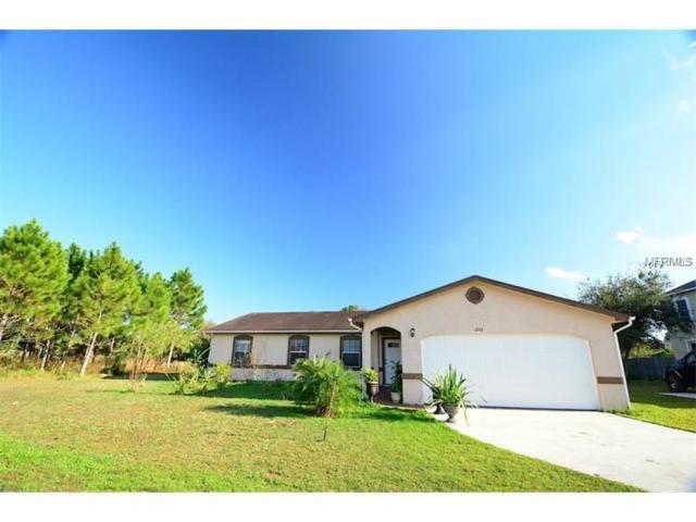 211 Cobalt Drive, Kissimmee, FL 34758 (MLS #S4856436) :: Griffin Group
