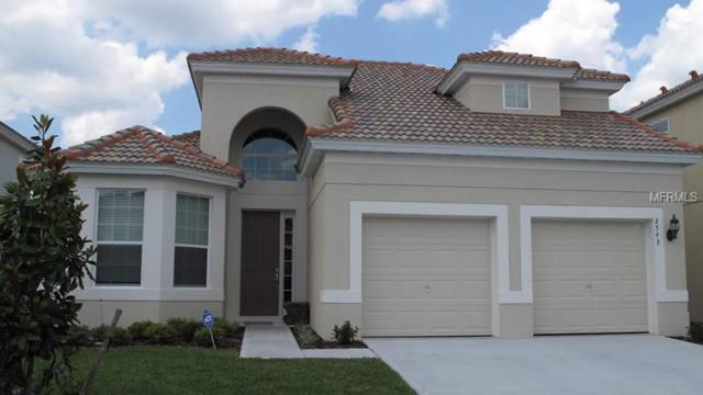 2543 Archfeld Boulevard, Kissimmee, FL 34747 (MLS #S4856563) :: G World Properties