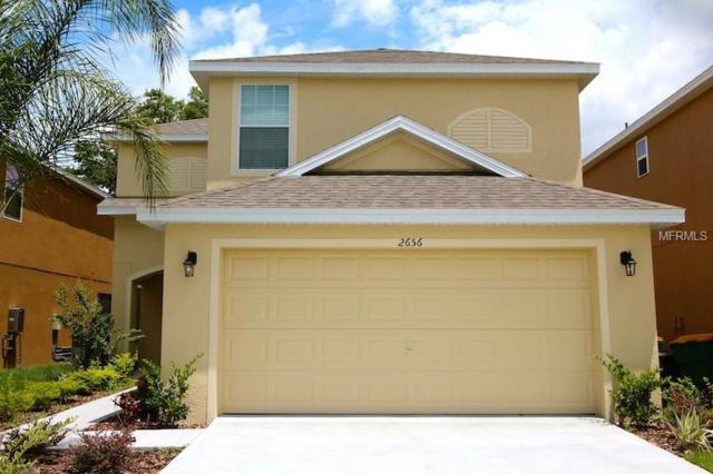 2656 Santosh Cove, Kissimmee, FL 34746 (MLS #S4857432) :: G World Properties