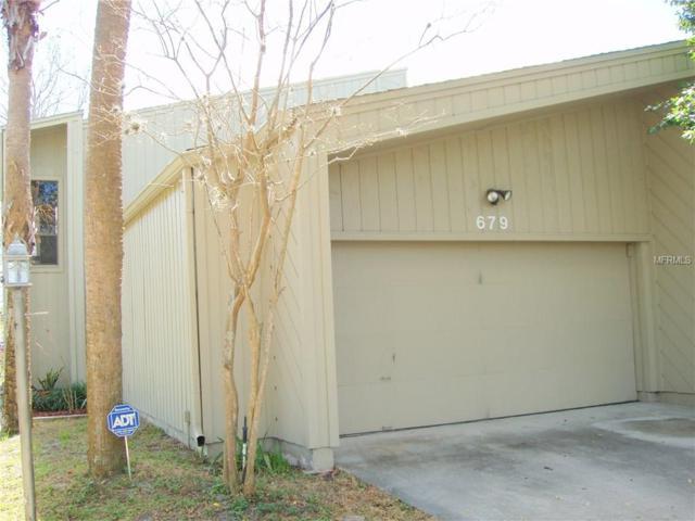 679 Parchment Lane #679, Fern Park, FL 32730 (MLS #S4857469) :: Mid-Florida Realty Team