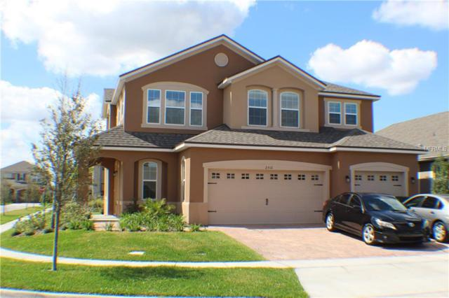 2510 Fontaine Drive, Kissimmee, FL 34741 (MLS #S4859401) :: Griffin Group