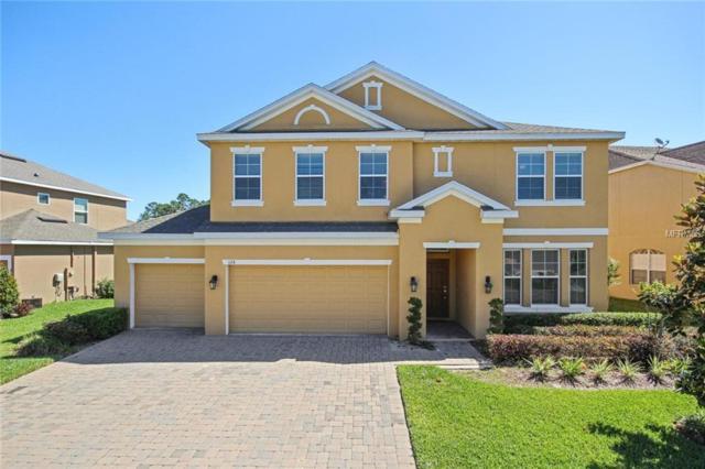 126 Smithfield Place, Davenport, FL 33837 (MLS #S5000652) :: Griffin Group