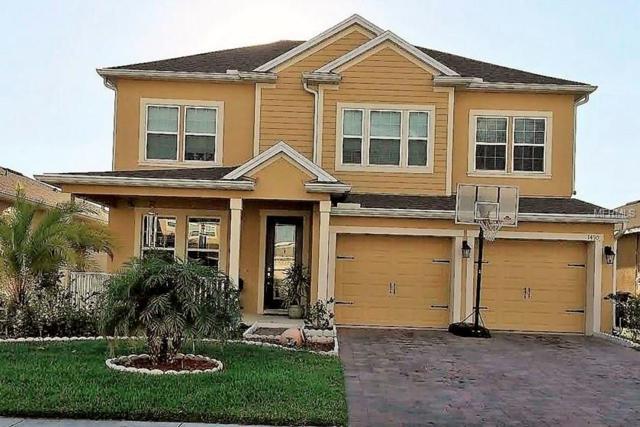 1490 Caterpillar Street, Saint Cloud, FL 34771 (MLS #S5000662) :: Godwin Realty Group