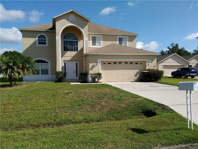 703 Wren Lane, Poinciana, FL 34759 (MLS #S5000690) :: The Duncan Duo Team