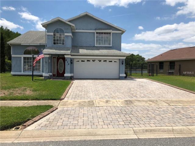 814 Virginia Woods Lane, Orlando, FL 32824 (MLS #S5000730) :: The Light Team