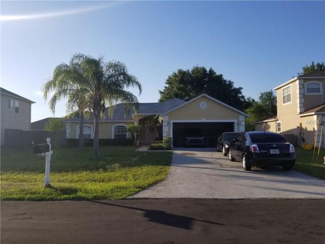 603 Swallow Court, Poinciana, FL 34759 (MLS #S5000890) :: The Duncan Duo Team