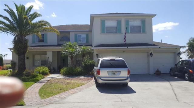 144 Burrell Circle, Kissimmee, FL 34744 (MLS #S5001116) :: The Duncan Duo Team