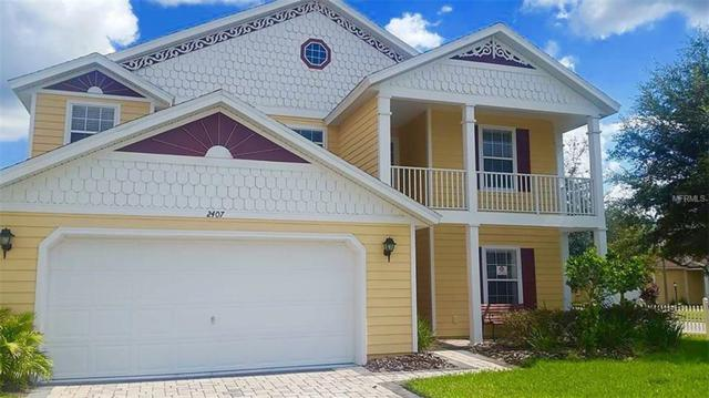 2407 Victoria Drive, Davenport, FL 33837 (MLS #S5001176) :: The Lockhart Team