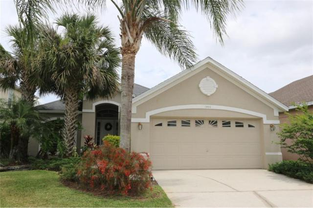 1903 Willow Wood Drive, Kissimmee, FL 34746 (MLS #S5001269) :: The Duncan Duo Team