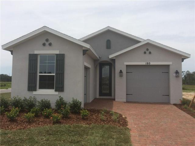 180 Palazzo Lane, Poinciana, FL 34759 (MLS #S5001417) :: The Duncan Duo Team