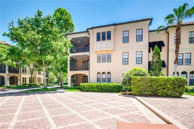 515 Mirasol Circle #301, Celebration, FL 34747 (MLS #S5001446) :: RE/MAX Realtec Group