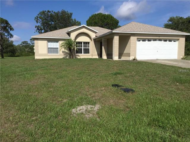 36 Sawfish Lane, Poinciana, FL 34759 (MLS #S5001613) :: The Duncan Duo Team
