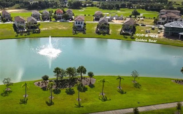 904 Golden Bear Drive, Reunion, FL 34747 (MLS #S5001616) :: The Duncan Duo Team