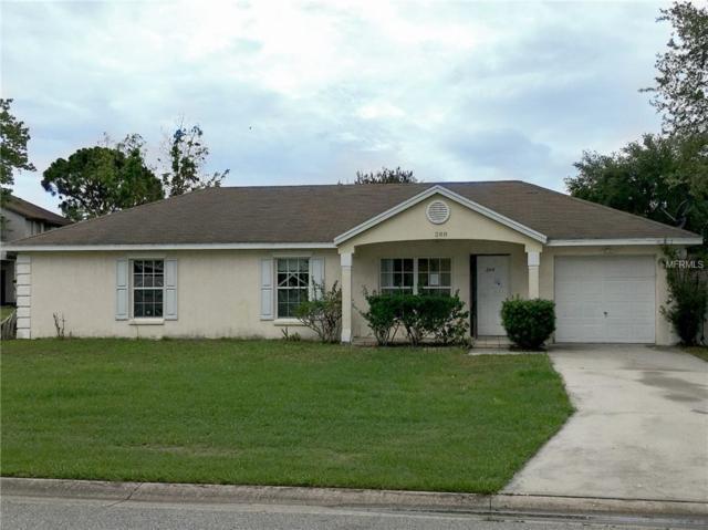288 Seal Street, Kissimmee, FL 34743 (MLS #S5001946) :: Arruda Family Real Estate Team
