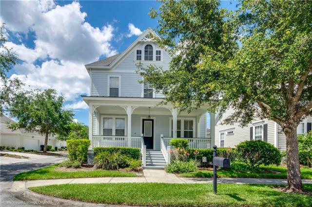 1058 Banks Rose Street, Celebration, FL 34747 (MLS #S5002137) :: Mark and Joni Coulter | Better Homes and Gardens