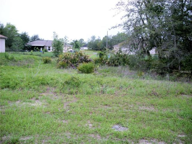 Address Not Published, Poinciana, FL 34759 (MLS #S5002151) :: Lovitch Realty Group, LLC