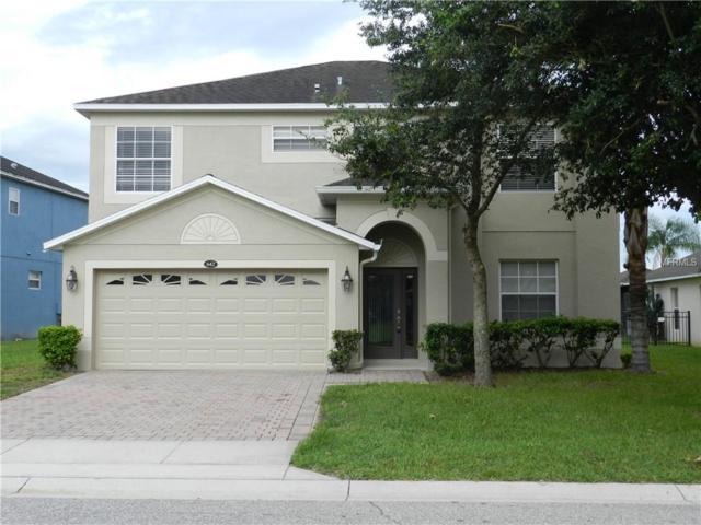 642 Brookeshire Drive, Davenport, FL 33837 (MLS #S5002530) :: The Lockhart Team
