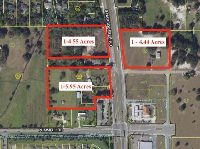 1384 S Narcoossee Road, Saint Cloud, FL 34771 (MLS #S5002963) :: The Duncan Duo Team