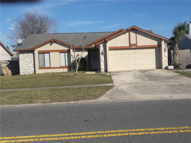 2609 Mill Run Boulevard, Kissimmee, FL 34744 (MLS #S5003023) :: Godwin Realty Group