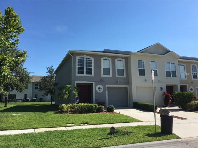 2727 Merrieweather Lane #2727, Kissimmee, FL 34743 (MLS #S5003258) :: Gate Arty & the Group - Keller Williams Realty
