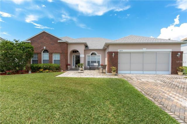 2605 Eagle Rock Lane, Kissimmee, FL 34746 (MLS #S5003350) :: RE/MAX Realtec Group