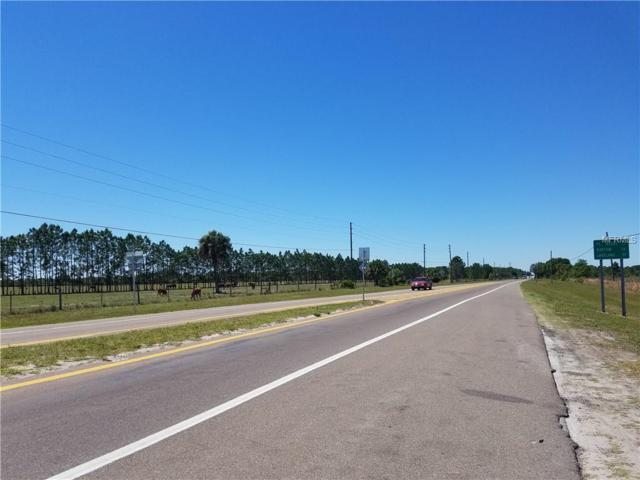 0 Us Hwy 27, Frostproof, FL 33843 (MLS #S5003370) :: G World Properties