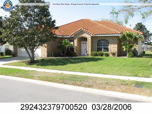 Address Not Published, Orlando, FL 32837 (MLS #S5003958) :: Bustamante Real Estate